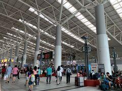 高鐵左営駅です。