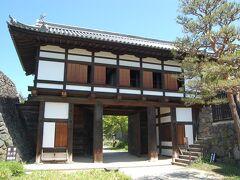 2日目は佐久在住の同級生とランチをするため、それまで小諸城を探索しました。