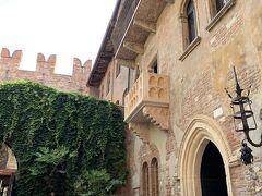 ジュリエットの家/Casa di Giulietta