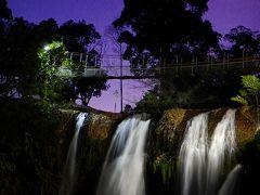 パネロラパークを作ったホセが愛して惚れぬいたという滝。