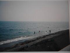 「稲村ヶ崎の海」