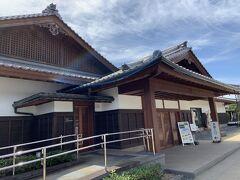 遊覧船にも乗ることができたので、次は本格的に観光します。まずは松江歴史館から。松江の成り立ちがわかってよかったです。松江市内は、どちらかというと江戸時代にできた城下町なのね。