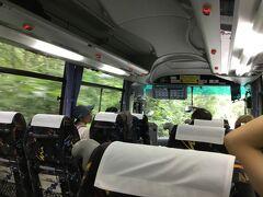 6時半に起きて朝食バイキングでたっぷり食べて山を散歩をし、酸ヶ湯温泉に浸かり9時58分のバスに乗って八甲田ロープウェイへ。