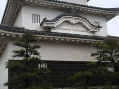 丸亀城です。 小さいよー