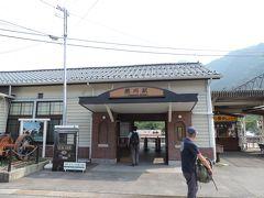 横川駅に到着しました。ここからは、青春18きっぷの利用が可能なので、青春18きっぷで高崎へ向かいます。  軽井沢から安全運転をして頂いたバスの運転手の方、ありがとうございました・・・