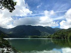【湯の湖】 天気が良くて最高の眺めを見ることができました。もう少し時間に余裕があれば奥日光の日帰り温泉で更に癒されたかったです。