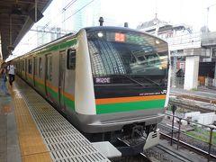 東京駅6時41分発で函館を目指します。山手線で上野駅まで行く必要がなくなったので便利になりました。