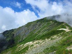 こんな風景を見ると、いっぱしの登山をやってるみたい