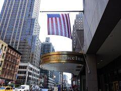 ブライアントパーク42丁目駅近くのレジデンスイン ニューヨーク マンハッタン タイムズスクエアです。タイムズスクエア42丁目駅にも歩いていけますし、3路線が使えて便利なロケーションです。