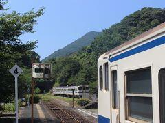 呼野駅から南下すると、金辺峠を越えて、北九州から筑豊地域に入ります。  最初の駅が採銅所駅。 奈良の大仏にも使われた銅を産出したとのことで、採銅所という地名になったそうです。