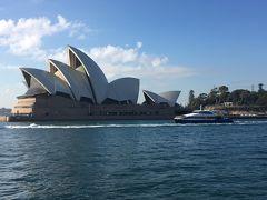 シドニーといえばオペラハウス! 日本語ツアーには参加するべきです。自分たちだけでは分からない豆知識もあります! 運が良ければ実際の演奏が聴けるかも!?