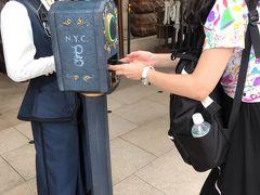 12:55  そのFPを握りしめ、タワテラにやって来ました。  アプリのQRコードを読ませるもヨシ、入園に使ったパスポートを読ませるもヨシです。
