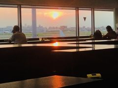 羽田空港国内線ラウンジ 北ウィング (サクララウンジ)
