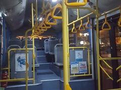 新しくできたチェンマイのエアポートバス・貸し切りでした。
