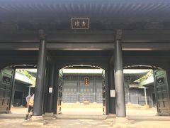 杏檀門。益々中華テイストな佇まい。