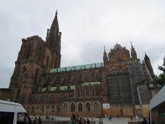 最後に全景 こちらもケルン大聖堂のように立派ですね