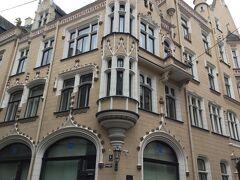 アマトゥ通りにある Riga City Construction Board リガ建築委員会 です。