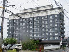 この日は台風10号が日本に上陸した日でした。  ルートイングランティア伊賀上野 和蔵の宿から行けるところまで行ってみることにしました。