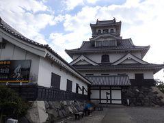 内部は歴史博物館として公開されている長浜城歴史博物館。  https://www.city.nagahama.lg.jp/section/rekihaku/