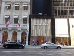 longchamp 610 Fifth Avenue New York, NY