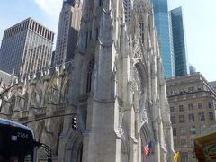 St. Patrick's Cathedral. 5th Avenue  between  50th/51st Streets,  New York, NY 10022 https://saintpatrickscathedral.org/