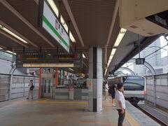 鉄道旅の起点はやっぱり東京駅でしょ! と勝手に思っているので、東京駅まで一旦行き、始発の中央線特快に乗り豊田まで行きます。
