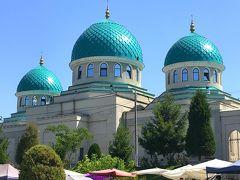 ジャミー モスク