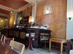 こちらはランチを食べたお店 Fin De Siecle https://goo.gl/maps/UChM6mvfP9MgnxYV9
