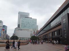 8月13日、仙台駅。出発当日を迎えました。 会津若松からのばんえつ物語号の時間に合わせたので、11時半集合とゆっくりです。  ※参加者2名は昨日の朝、夜行明けですので今日はゆっくり来てもらいます。