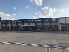ネヴシェヒル空港 (NAV)