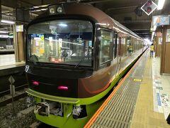大宮駅からは快速四万温泉やまどり号に乗車し、渋川まで再度2時間弱列車に揺られます。