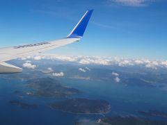 青空が本当に綺麗で、しまなみ海道もそれはそれは美しい眺めでした。 瀬戸内の海と島々は本当に穏やかで優しく美しいです。
