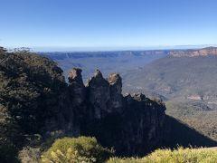 スリーシスターズ! 900mを超える断崖は、迫力があります。