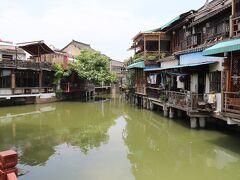 上海らしく水郷