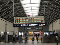 台中は比較的、高鐵の駅から乗り継ぎが良い。 新鳥日駅から台中駅へ。