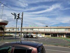 そして酒田駅に戻ってきました。 ここからは弘前まで一気に進みます。