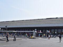 テルミニ駅到着