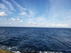 遠くに見えるのは津軽半島でしょうか?
