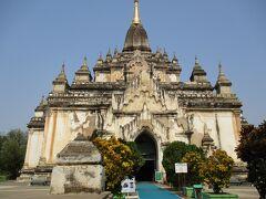 ゴドーバリィン寺院。