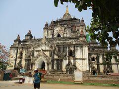 タビィニュ寺院。