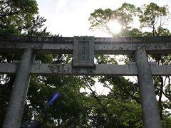 松陰神社 じりじりと太陽が照り付け、真夏日の始まりを感じます・・