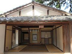松下村塾 歩いて行くうち、テレビ番組で見たことのある部屋が~