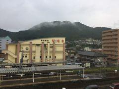 翌朝、この時点では雨は降っていなかったが、予報では雨。
