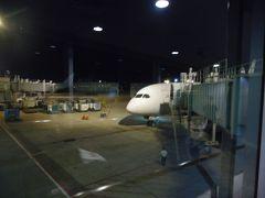 タンソンニャット国際空港 ベトナム・ホーチミン市に到着