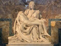 サン ピエトロ大聖堂  ミケランジェロ『ピエタ』