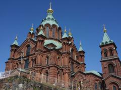 次はウスペンスキー寺院に向かいます。 ここは前回ヘルシンキに来た時に行けなかったので楽しみです。