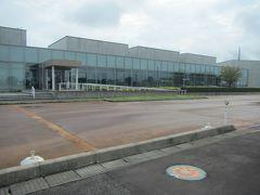 旅の最終日3日目 燕三条駅前のホテルをチェックアウトした後は、 車で5分程の場所にある『燕市産業史料館』に行って 燕市のマンホールカードをいただく。