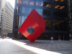 Wall Street から歩いてWorld Trade Center にやって来ました。