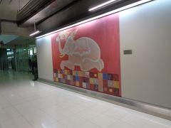 朝日本出発、バンコクで乗り継いで、その日のうちにチェンマイ到着です。タイは、新千歳からでも直行便があるのがうれしいですよね。