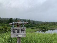 八甲田ゴールドライン・睡蓮沼